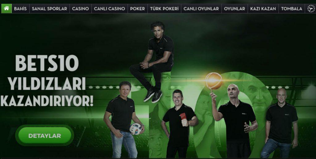 Bonus ve Kampanyalar - Bedava Bahis ve Casino Oyunlari